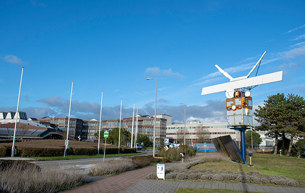 Testing is taking place at ESA's Navigation Laboratory at ESTEC in the Netherlands, the same site where the first Galileo positioning fix took place in 2013.(Photo: ESA)