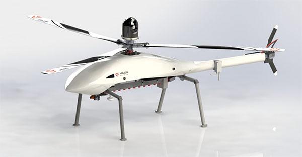 Photo: Velos UAV