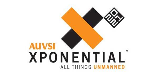 Logo: AUVSI Xponential 2021