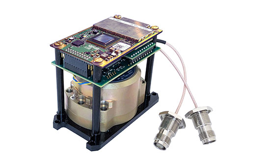 The INS-DH-OEM. (Photo: Inertial Labs)