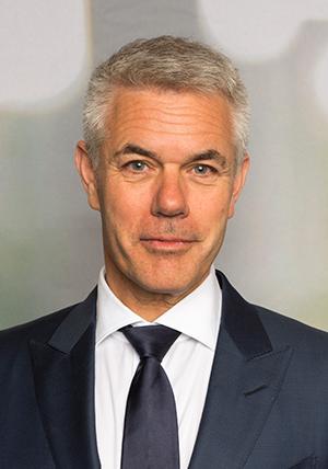 Ola Rollén, CEO, Hexagon