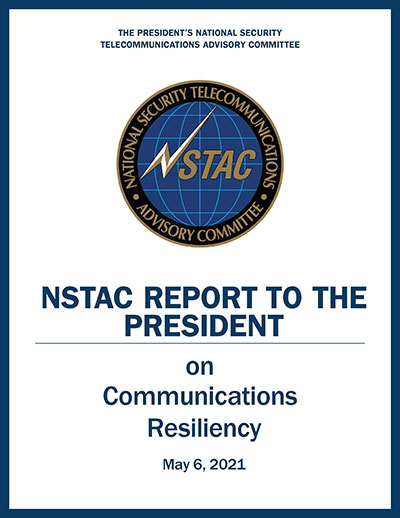 Cover: NSTAC