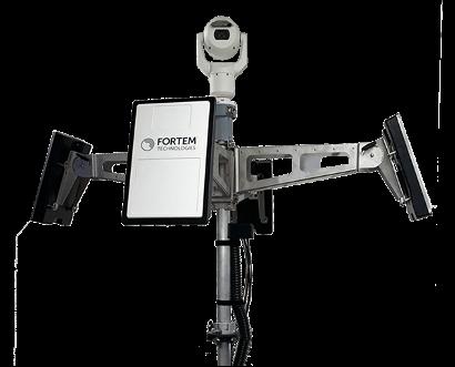 TrueView Radar (Photo: Fortem Technologies)