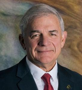 Tom Zelibor, CEO, Space Foundation