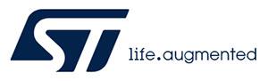 STMicroelectronics logo