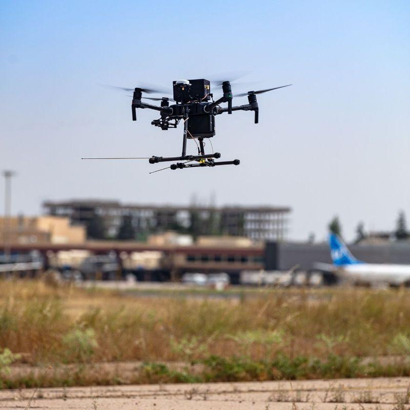 The Canard flight inspection drone. (Photo: Canard)