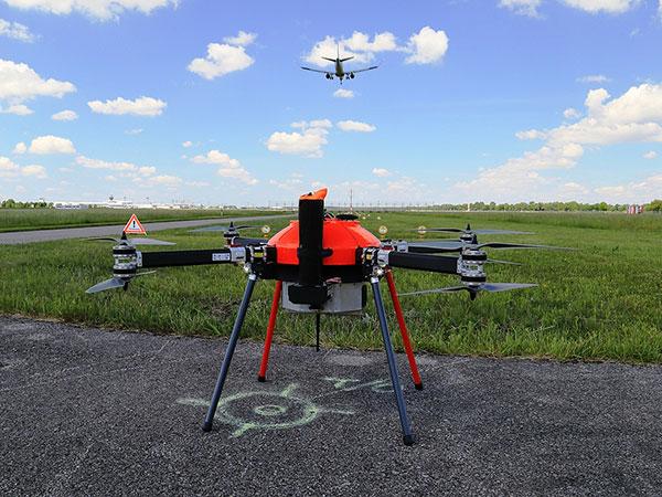 The Colibrex NAVAID drone. (Photo: Colibrex)