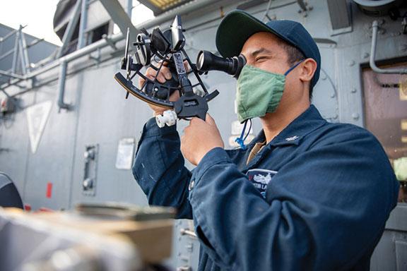 Photo: Lt.j.g. Alexander Fairbanks/U.S. Navy