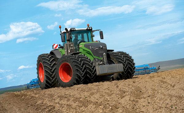 The Fendt 1000 Vario tractor. (Photo: Fendt)