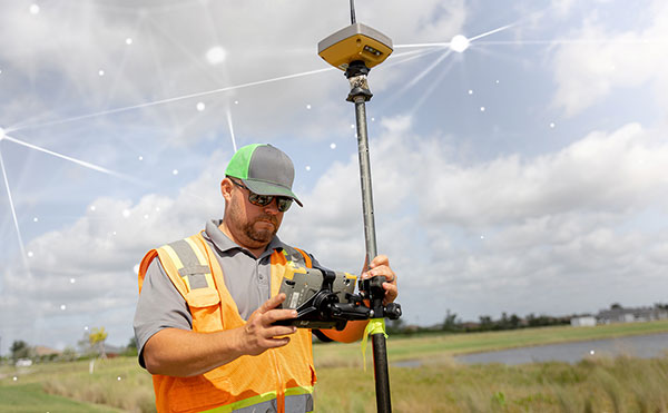 Topnet Live has increased types of correction services and subscription options. (Image: Topcon)