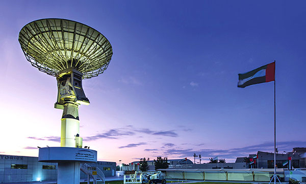 The Mohammed Bin Rashid Space Center builds and operates earth observation satellites. (Photo: MBRSC)