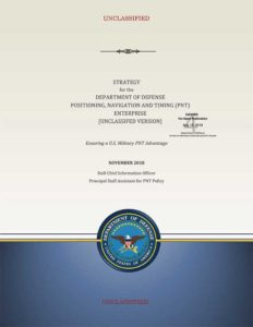 DOD report cover