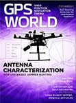 GPS World February 2016 cover