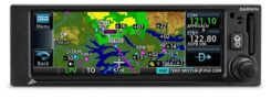 The GNC 355 is a GPS navigator with localizer performance with vertical (LPV) approach guidance. (Photo: Garmin)