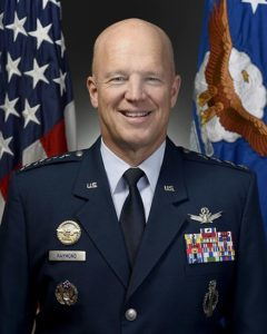 Air Force General John W. Raymond (Photo: USAF)