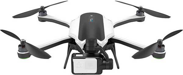 Photo: Karma drone/GoPro