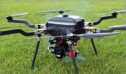 Lidar USA integrates lidar scanners with heavy-lift drones - GPS