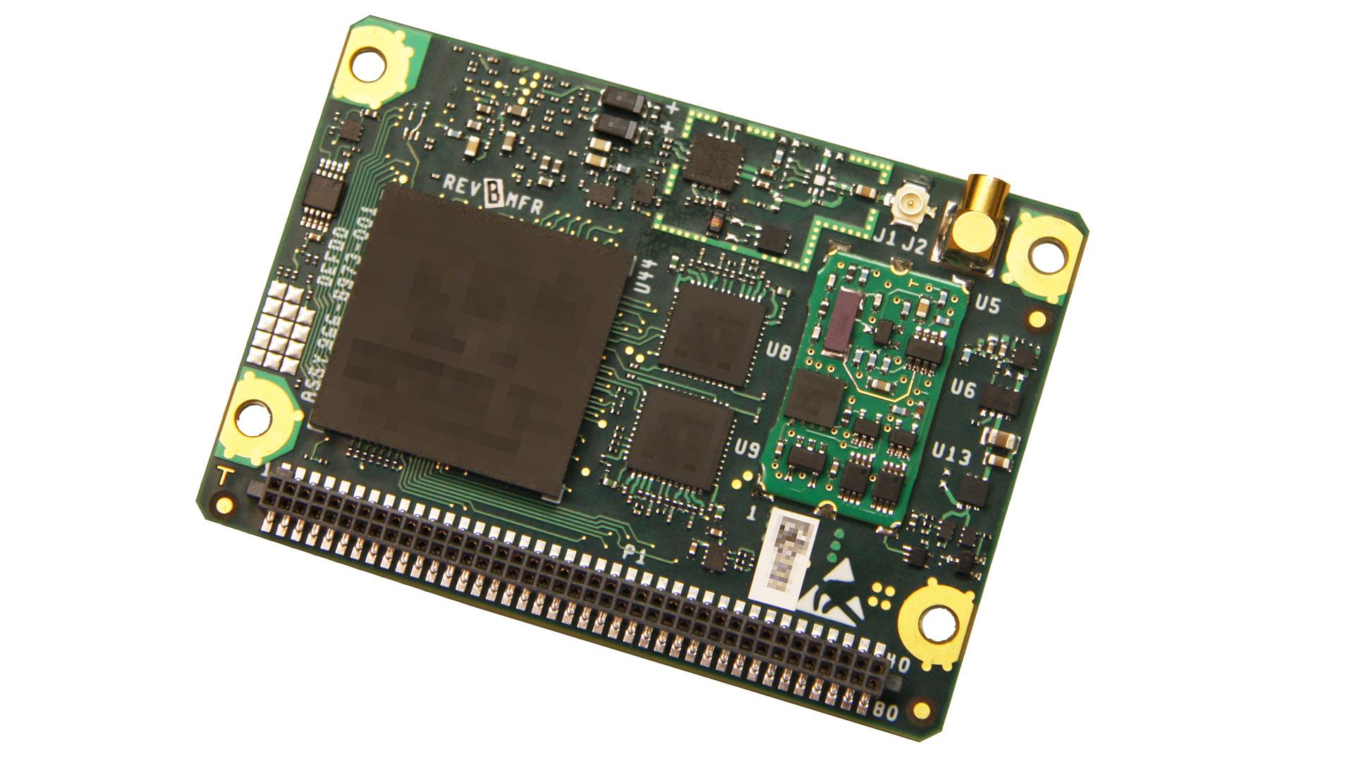 Anti jamming gps - jamming m-code gps receiver