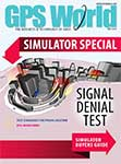 GPS World May 2013 cover