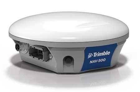 The NAV-500 controller. (Photo: Trimble)