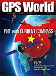 GPS World November 2012 cover
