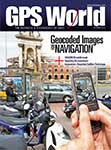 GPS World October 2012 cover