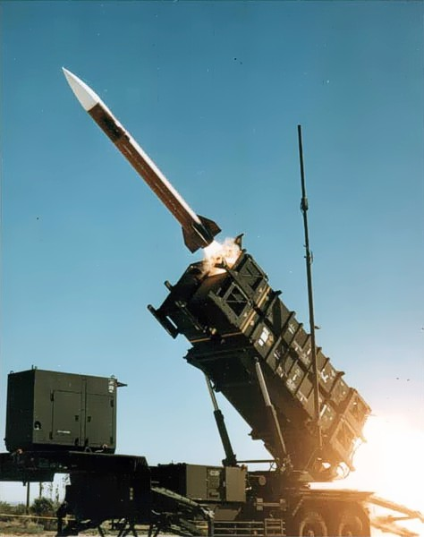 A Patriot missile launch. (Photo: U.S. Army)