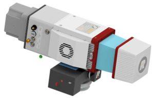 The miniVUX-2UAV airborne laser scanner. (Photo: Riegl)
