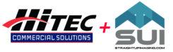Hitec + SUI logos