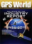 GPS World September 2012 cover