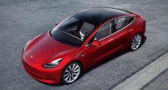Tesla Model 3. (Photo: Tesla)