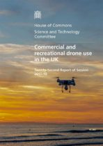 Photo: UK Drone report cover