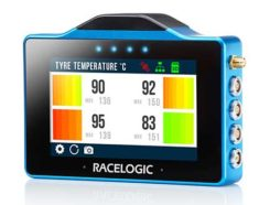 VBOX Touch datalogger. (Photo: Racelogic)