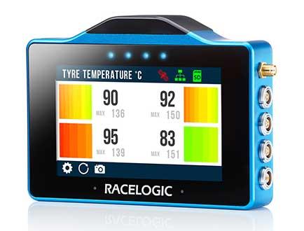 VBOX Touch datalogger. (Photo: Racelogic)