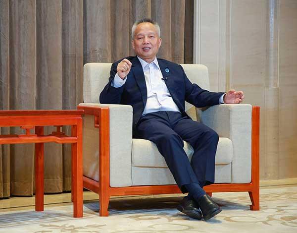 Yang Changfeng, Chief Architect, BeiDou Navigation Satellite System. (Photo: BeiDou)