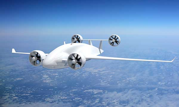The envisioned Platform Unmanned Cargo Aircraft. (Photo: PUCA