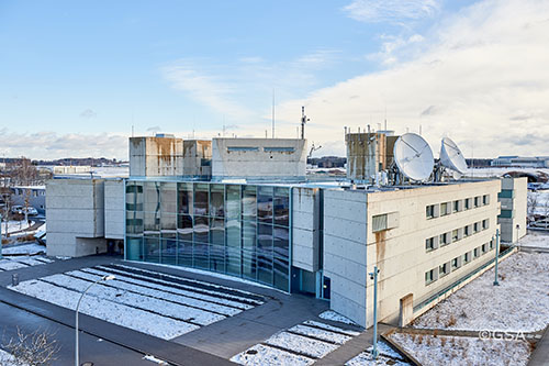Galileo Control Center. Photo: GSA