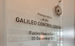 Galileo Ground Control Center, Fucino. (Photo: GSA)