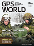 Cover photo: Canada's Department of National Defence
