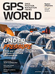 GPS World - November 2019