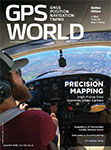 GPS World - August 2019