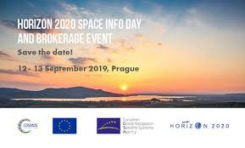 Logo: Horizon 2020 Space Info Day and Brokerage Event