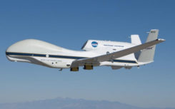 NASA Global Hawk UAV (Photo: NASA/Tom Miller)