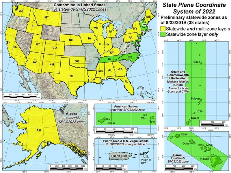 Image: National Geodetic Survey (Michael Dennis)