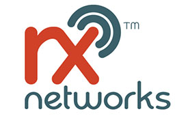 Logo: Rx Networks