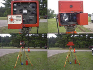 """Big Red"" Geodimeter 4D (Photo: National Oceanic and Atmospheric Administration)"