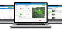Topcon Agriculture launched a number of digital farm management tools, including updates to the Topcon Agriculture Platform. (Photo: Topcon)